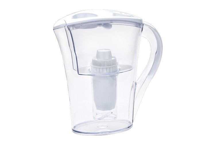 Sweet Tasting Water Drinking Water Filter Jug For Remove Heavy Metal
