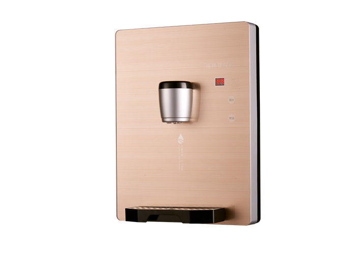 Wall Mounted Water Cooler For Ro Water Purifier , High Reliability Wall Mounted Water Kettles